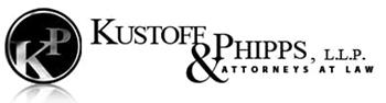 Kustoff & Phipps, L.L.P. Header Logo